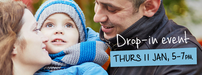 Drop-in events