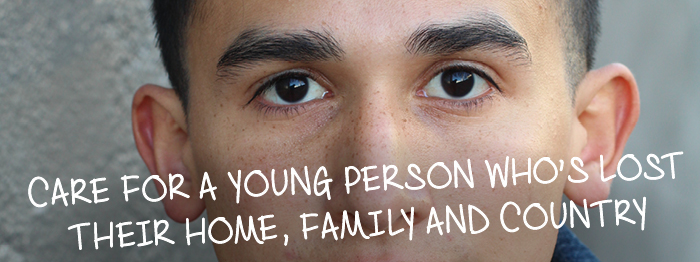 Could you care for a young asylum seeker?