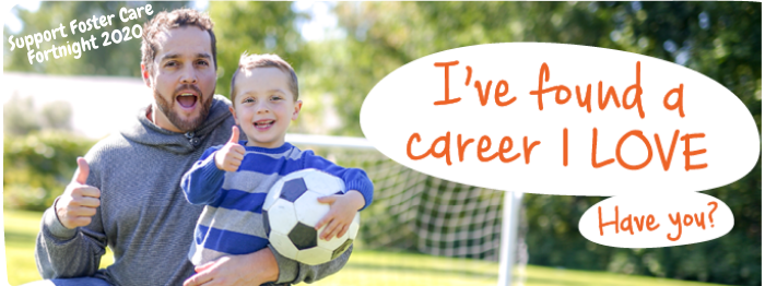 It's Foster Care Fortnight - we need foster carers